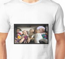 Seven Lovely Dolls Unisex T-Shirt