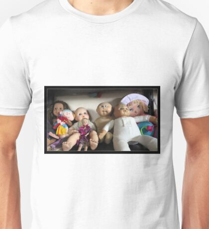 Seven Lovely Dolls Unisex T-Shirt