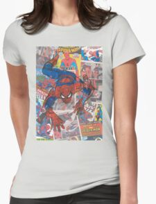 Vintage Comic Spiderman T-Shirt
