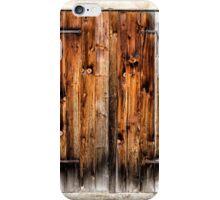 I Just Love Old Doors! iPhone Case/Skin