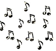 Music notes by NicPW