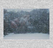 Fall Snowstorm Kids Tee
