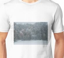 Fall Snowstorm Unisex T-Shirt