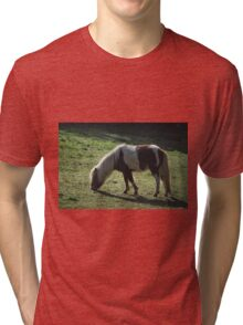 Miniature Pony Tri-blend T-Shirt