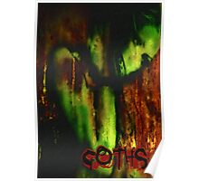 GOTHS COVER I Poster