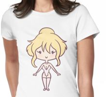 Holli Would  - Lil' CutiE Womens Fitted T-Shirt