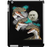 3 Raptor Moon iPad Case/Skin