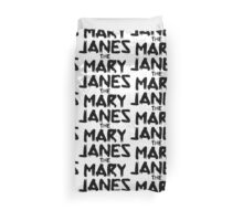 Spider-Gwen: The Mary Janes Duvet Cover
