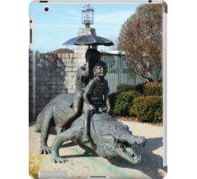 Ride The Alligator iPad Case/Skin