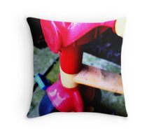 Its Like Childs Play Throw Pillow
