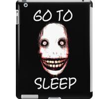 Jeff The Killer iPad Case/Skin