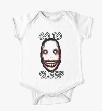 Jeff The Killer One Piece - Short Sleeve