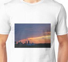 Lancaster County, PA Sunset Unisex T-Shirt