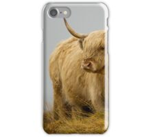 Hairy Coo 1 iPhone Case/Skin