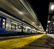 Trenitalia by Paul Louis Villani