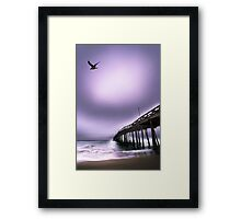 ocean world... Framed Print