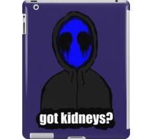 Eyeless Jack Got Kidneys? iPad Case/Skin