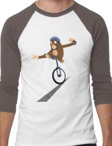 Safety Men's Baseball ¾ T-Shirt