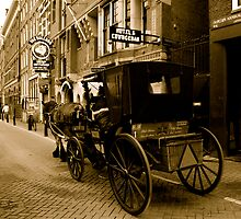 OLD FASHIONED AMSTERDAM by Scott  d'Almeida