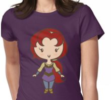 Kayley -Lil' CutiE Womens Fitted T-Shirt
