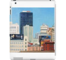 View From The High Line iPad Case/Skin