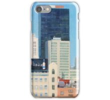 View From The High Line iPhone Case/Skin