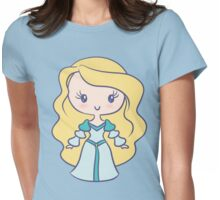 Odette - Lil' CutiE Womens Fitted T-Shirt