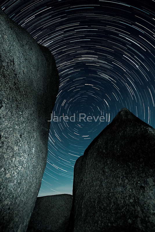 A Long Way Home by Jared Revell