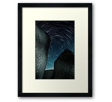 A Long Way Home Framed Print