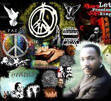 MLK by hmx23