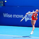 Wise move (Elena Dementieva) by andreisky