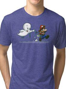 Phasmophobia Tri-blend T-Shirt