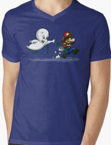 Phasmophobia Mens V-Neck T-Shirt