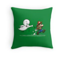 Phasmophobia Throw Pillow