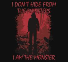 I Am The Monster T-Shirt