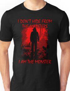 I Am The Monster Unisex T-Shirt