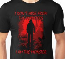 I Am The Monster Unisex T-Shirt