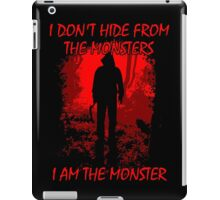 I Am The Monster iPad Case/Skin