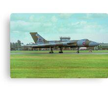Avro Vulcan B.2 XM648 Canvas Print