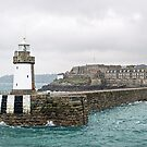St Peter Port, Guernsey by Susie Peek
