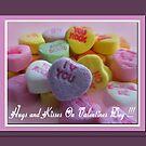 Be my Valentine by Nikki Collier
