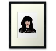Kate Bush | Portrait  Framed Print