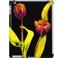 Tulip Hues iPad Case/Skin