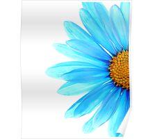 Color Me Blue Poster