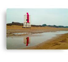 Burnham Lighthouse Canvas Print