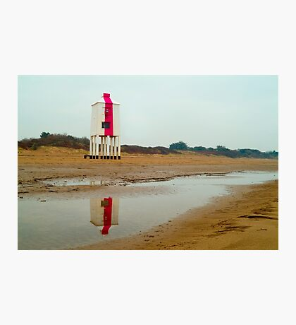Burnham Lighthouse Photographic Print