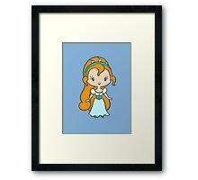 Thumbelina - Lil' CutiE Framed Print