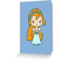 Thumbelina - Lil' CutiE Greeting Card
