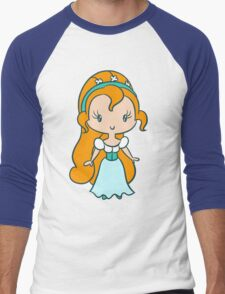Thumbelina - Lil' CutiE Men's Baseball ¾ T-Shirt