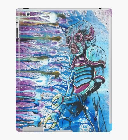 Metaluna by: Ryan Case iPad Case/Skin